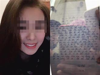 Cô gái mang bầu nhảy cầu để lại thư tuyệt mệnh: 'Mẹ con em sẽ luôn dõi theo anh'