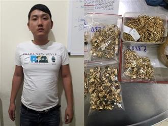 Thông tin sốc vụ 230 lượng vàng: Thu thêm 200 lượng tại nhà đối tượng trộm