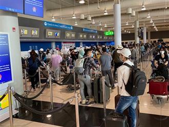 Việt Nam ghi nhận 1 ca nhiễm Covid-19 mới: Nam chuyên gia người Anh, được cách ly ngay khi nhập cảnh tại Sân bay Tân Sơn Nhất