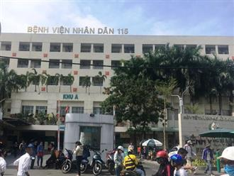 Nhịn tiểu từ tiệc cưới Vũng Tàu về TP.HCM, tài xế xe ôm trượt chân té vỡ bàng quang suýt chết