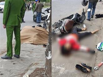 Vụ cô gái bị sát hại giữa đường ở Hà Nội: Đã bắt được nghi phạm