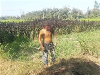 Vụ người đàn ông tẩm xăng tự thiêu ở đám cỏ ven đường: Lời kể của người thân