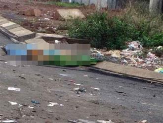 Bình Dương: Con cuộn xác mẹ vào chiếu, vứt ra bãi rác vì sợ tốn tiền làm đám tang