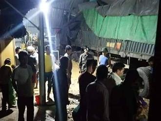 Vụ xe đầu kéo tông vào nhà dân: Đôi vợ chồng tử vong trong giấc ngủ, 2 con nhỏ may mắn thoát nạn
