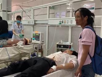 Xe tải lao vào chợ khiến 10 người thương vong ở Đắk Nông: Sức khoẻ các nạn nhân bị thương giờ ra sao?