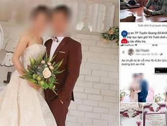 Chồng đi tù chưa lâu vì đâm chết kẻ vỗ mông vợ, vợ đã cưới người khác