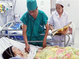 Người phụ nữ bị đâm thủng tim suýt chết