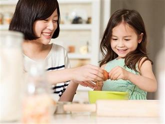10 bài học về tình yêu cha mẹ cần dạy con càng sớm càng tốt