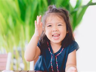 10 giai đoạn trẻ thường bộc lộ khả năng thông minh, cha mẹ không được quên