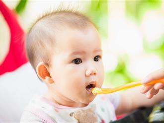 10 sai lầm khi cho trẻ ăn dặm khiến trẻ biếng ăn, suy dinh dưỡng