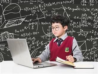 3 biểu hiện xuất hiện trước lúc 8 tuổi chứng tỏ trẻ sở hữu IQ cao, bé nhà bạn có không?