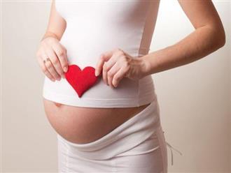 """3 """"cột mốc"""" vô cùng quan trọng mẹ bầu phải vượt qua trong suốt quá trình mang thai"""