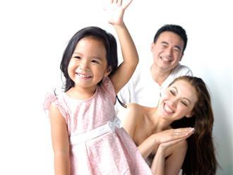3 điều bố mẹ nên làm để trẻ luôn thấy mình được yêu thương