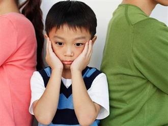 3 kiểu trừng phạt của cha mẹ làm con tổn thương, ám ảnh suốt đời