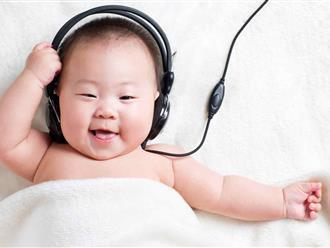 3 loại nhạc cha mẹ nào cũng nên cho con nghe để bé thông minh vượt trội