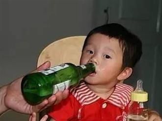 3 loại nước cực độc với trẻ có thể gây hại não bộ mà bố mẹ nên tuyệt đối tránh