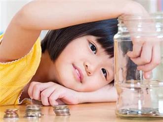 4 cách giúp cha mẹ dạy con biết trân trọng tiền bạc từ nhỏ, không hoang phí khi lớn lên