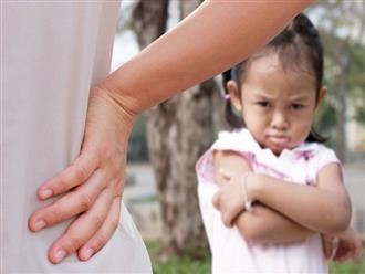 4 dấu hiệu cho thấy trẻ sẽ khó dạy dỗ, cha mẹ thương con cần uốn nắn ngay từ khi còn nhỏ