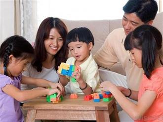 4 điều cha mẹ ít tiền nên cho con càng nhiều càng tốt