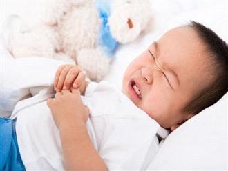 4 nguyên nhân khiến trẻ đau bụng nhưng không phải do bệnh tật: Mẹ thông thái cần biết để giúp con kịp thời
