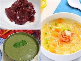 5 cách nấu cháo tim heo cho bé thơm ngon, bổ dưỡng