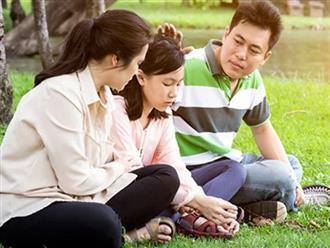5 điều có thể con không nói ra nhưng vẫn luôn mong bố mẹ sẽ hiểu