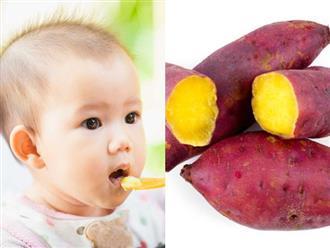 5 thực phẩm giúp cho trẻ nhuận tràng tiêu hóa tốt: Mẹ thương con đừng vội vàng bỏ qua