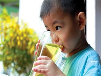 6 loại nước uống kìm hãm sự chiều cao của trẻ, loại nước cuối cùng khiến cha mẹ giật mình