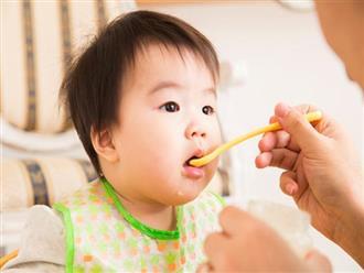 6 sai lầm khi cho con ăn dặm: 90% mẹ Việt mắc phải khiến trẻ ngày càng biếng ăn, chậm tăng cân còi cọc