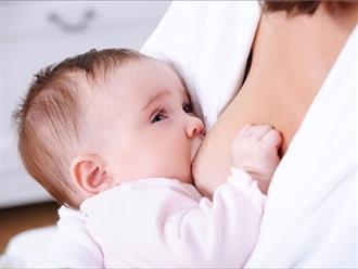 7 dấu hiệu chứng tỏ mẹ đang cho con bú nhiều hơn mức cần thiết