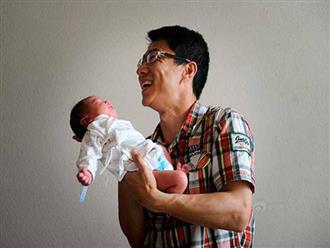 7 sự thay đổi của một người đàn ông khi lần đầu được làm cha