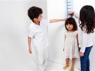 7 tuyệt chiêu của mẹ giúp tăng chiều cao hiệu quả cho bé