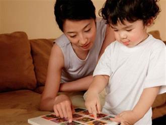 7 việc cha mẹ cần làm mỗi ngày để con không bị chậm nói