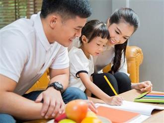 8 đặc điểm chung của những cha mẹ nuôi dạy con thành công