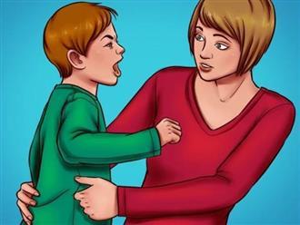 8 dấu hiệu chứng tỏ con đang cần giúp đỡ cha mẹ cần hết sức chú ý