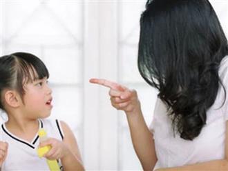 8 điều dạy con hoàn toàn sai mà nhiều bố mẹ vẫn đang làm mỗi ngày