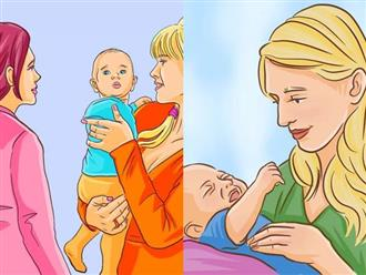 8 giai đoạn quan trọng hình thành tính cách trẻ mọi cha mẹ nên biết