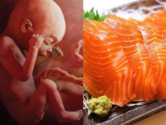 8 loại cá GIÀU OMEGA - 3, mẹ bầu ăn cật lực 3 tháng cuối để thai nhi THÔNG MINH vượt trội