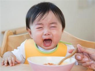 8 phương pháp khắc phục tình trạng trẻ biếng ăn mẹ cần biết