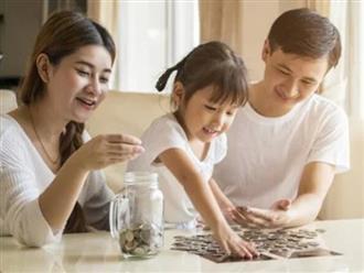 8 sai lầm cha mẹ cần tránh khi dạy con về tiền bạc