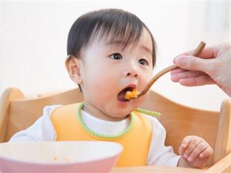 """8 thực phẩm """"vàng"""" tăng chiều cao cho bé trong giai đoạn 0-3 tuổi"""