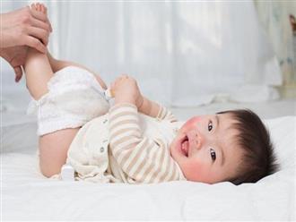9 mẹo lành tính giúp trị hăm tã ở trẻ cực nhanh