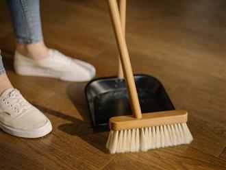9 sai lầm khi dọn nhà ảnh hưởng trực tiếp đến sức khỏe