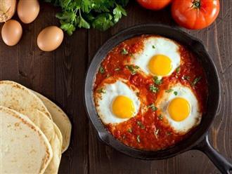 Ăn trứng gà sống có tốt không?