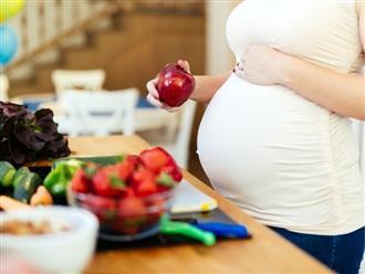 Bác sĩ cảnh báo phụ nữ mang thai quá gầy hoặc thừa cân đều khó sinh, vì quan trọng nên các mẹ rất cần biết