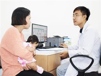 Bác sĩ khuyến cáo đưa bé đi viện ngay khi có những dấu hiệu này