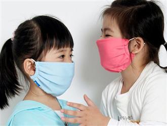 Bác sĩ Nhi bày cách chọn và sử dụng khẩu trang tránh bụi mịn cho trẻ, bố mẹ phải đọc ngay!