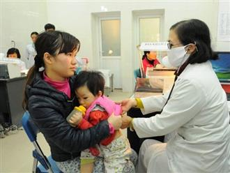 Bật mí 4 vị trí vàng giữ ấm cơ thể cho trẻ trong ngày lạnh