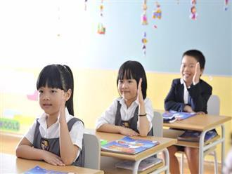 Bảy điều phụ huynh nên làm để chuẩn bị cho con vào lớp 1
