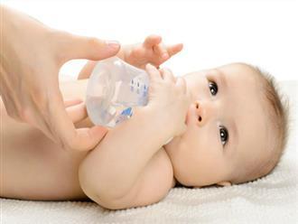 Bé gái sơ sinh sau khi uống sữa bụng phình to như có bầu và cái kết vô cùng bất ngờ